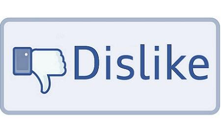 """El botón """"No me gusta"""", próximamente en Facebook"""