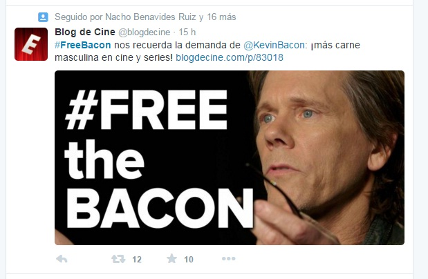 freebacon blog de cine
