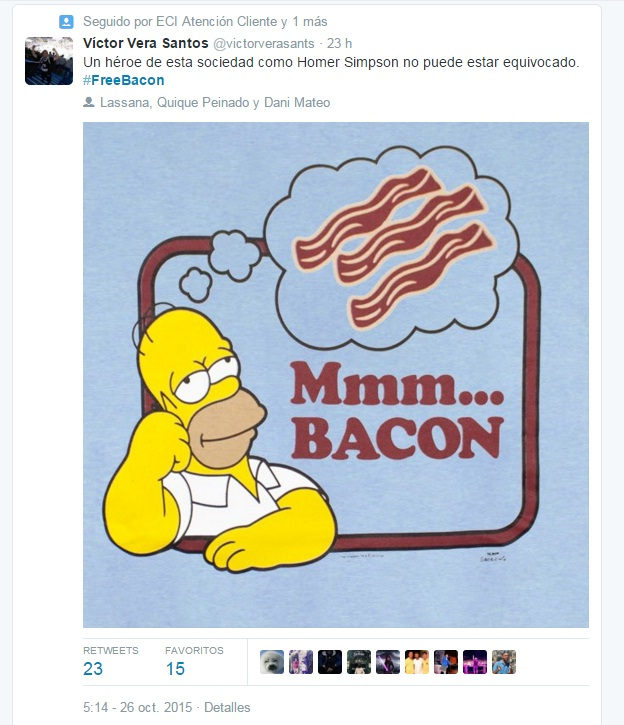 freebacon homer simpson