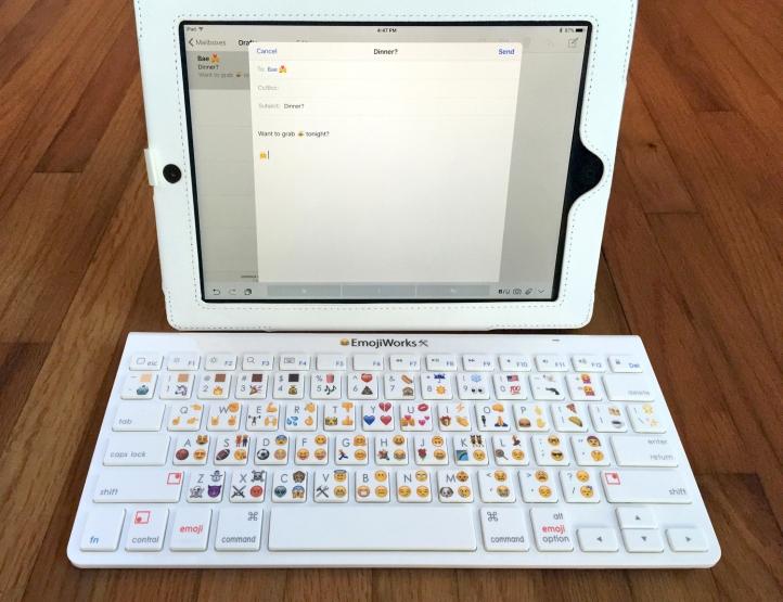 Teclado Emoji iOS | Maria in the net
