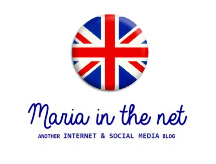 Go to 'Maria in the net', my Social Media blog in English
