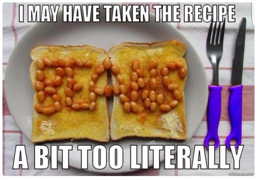toast bean